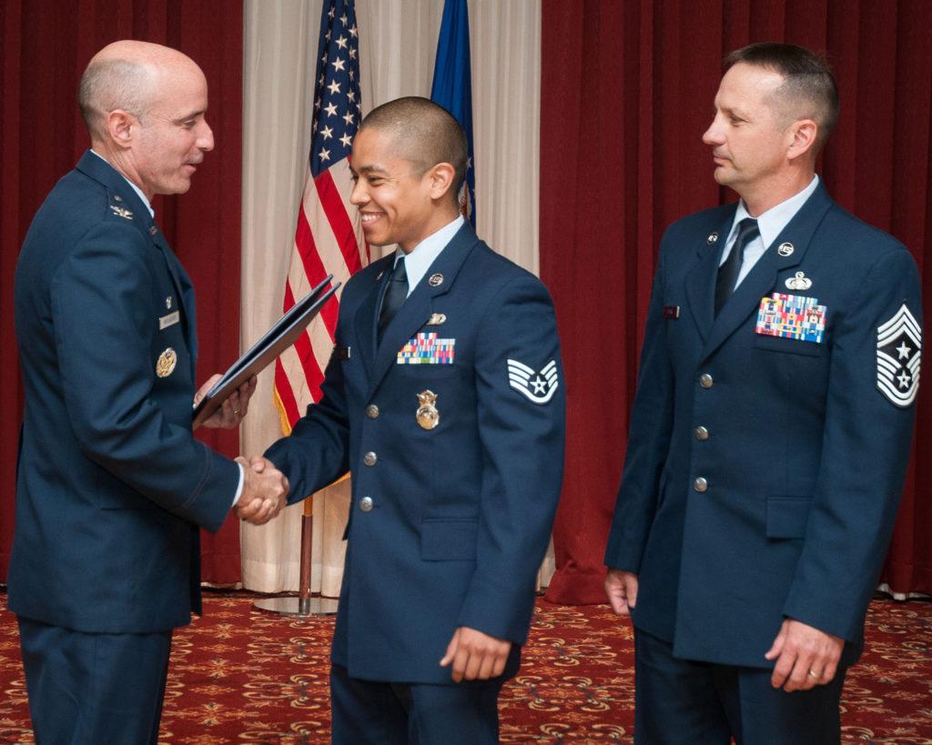 Senior airman rank calculator